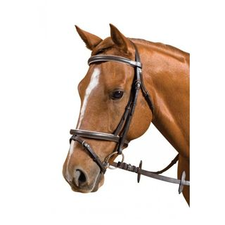 Saddlecraft Hanoverian Snaffle Bridle