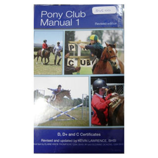 Pony Club Manual No 1