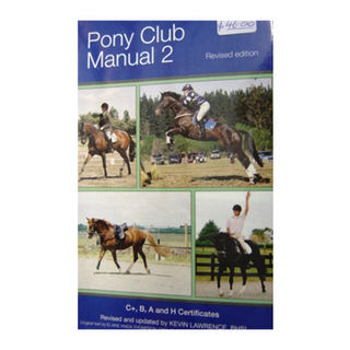 Pony Club Manual No 2