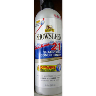 Absorbine ShowSheen 2 in 1 Shampoo/Conditioner