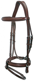 Platinum Shaped Hano Bridle