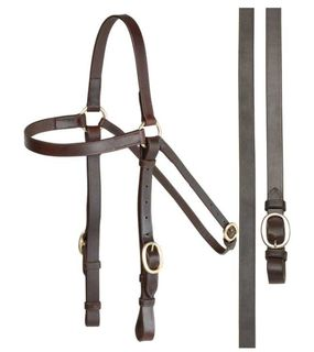 Barcoo Bridle 20mm Plus Reins