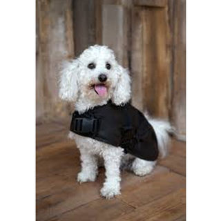 Clancy Oilskin Dog Coat