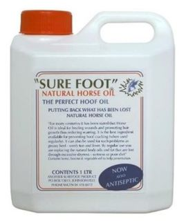 Sure Foot Natural Horse oil