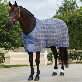 Weatherbeeta Fleece Cooler Plaid Rug