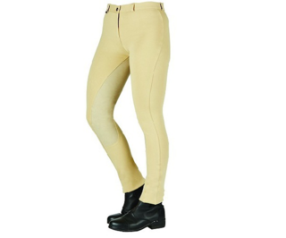 Saxon Kids Cotton Full Seat Jodhpurs II