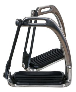 Peacock Stirrups Irons & Treads