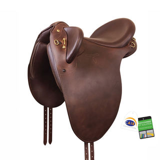 Bates Kimberley Stock Saddle