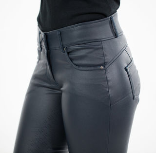 Horze Victoria Leather Feel Breeches