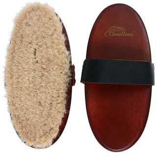 Goat Hair Bristle Body Brush