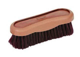 Kincade Leather Embossed Face Brush