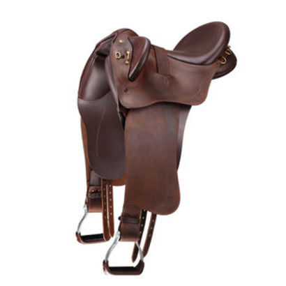 Stock/Western Saddles