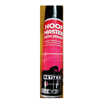 Hoof Master With Violet