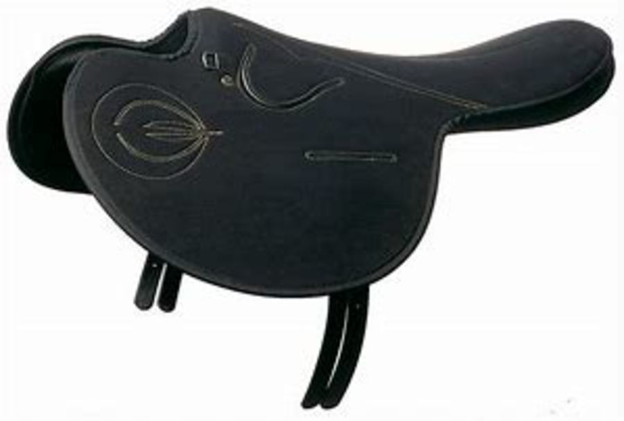 Suede Full Tree Exercise Saddle