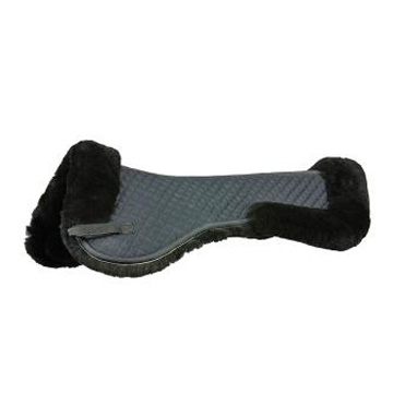 Weatherbeeta Merino Sheepskin Half Saddle Pad