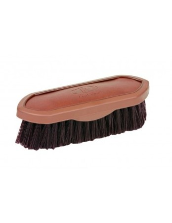 Kincade Leather Embossed Dandy Brush