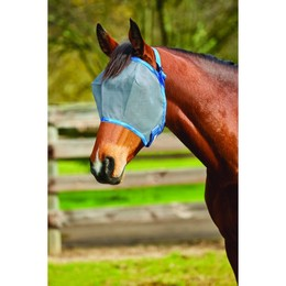 Saxon Buzz Away Fly Mask