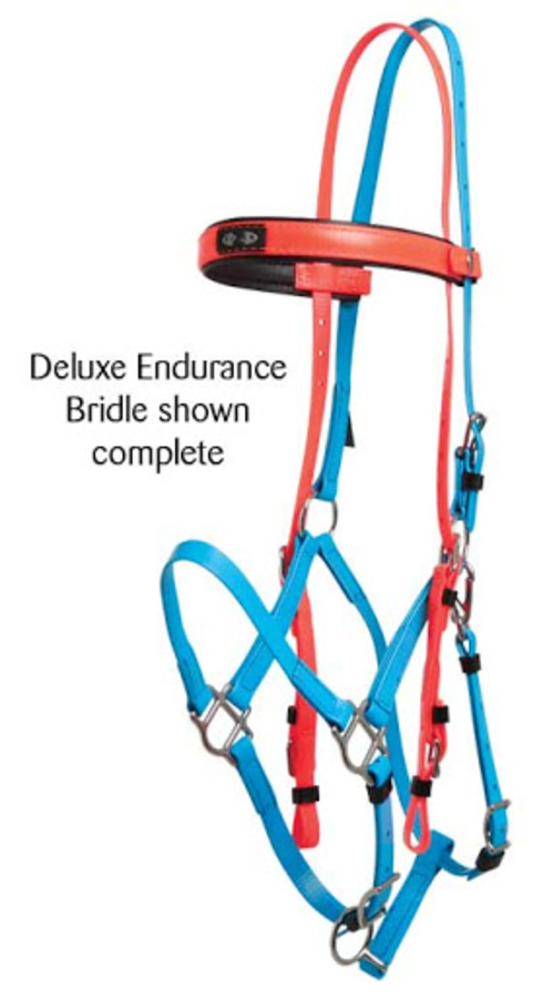 Deluxe Endurance Bridle - 2 Parts