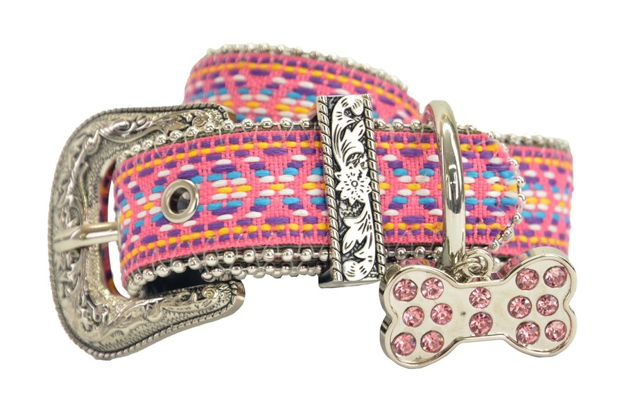 PW Leah Dog Collar